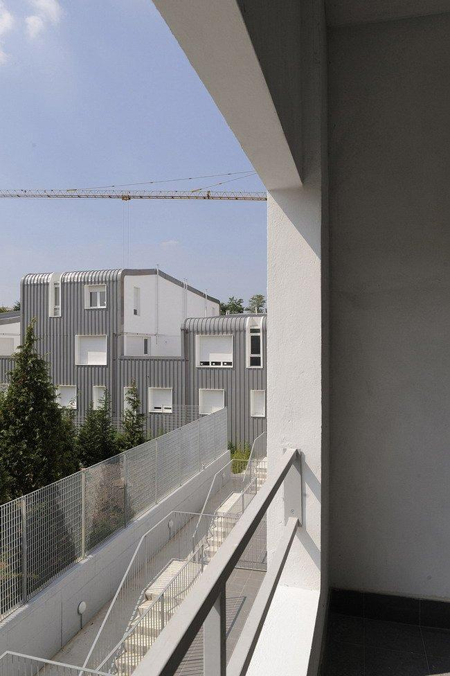 Жилой комплекс Сереньо © Stefano Boeri Architetti