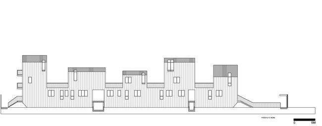Жилой комплекс Сереньо. Фасад © Stefano Boeri Architetti