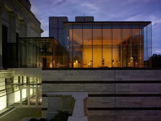 Музей Кливленда. Восточное крыло. Фото © Brad Feinknopf