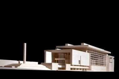 Музей «Алтаря мира». Проект