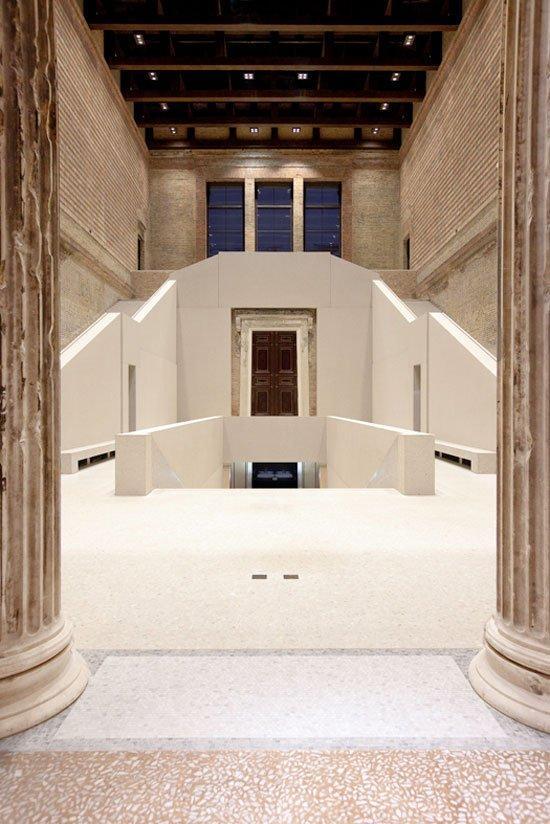 Дэвид Чипперфильд. Новый музей в Берлине