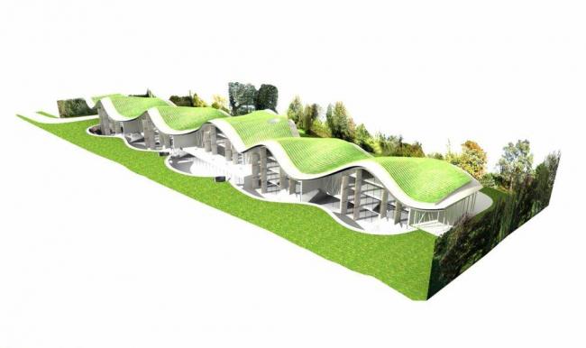 Вилла Park Houses