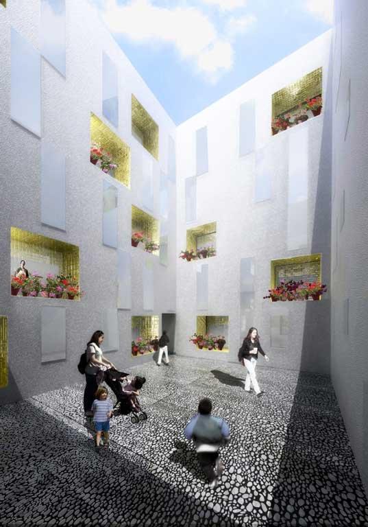 Комплекс социального жилья «План Малага»