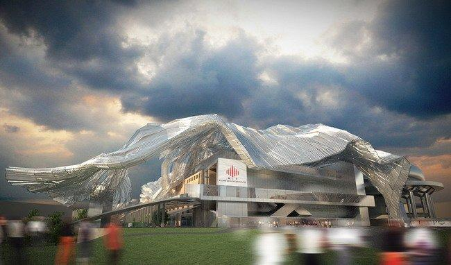 Миланский конференц-центр (MIC) – реконструкция © Mario Bellini Architects