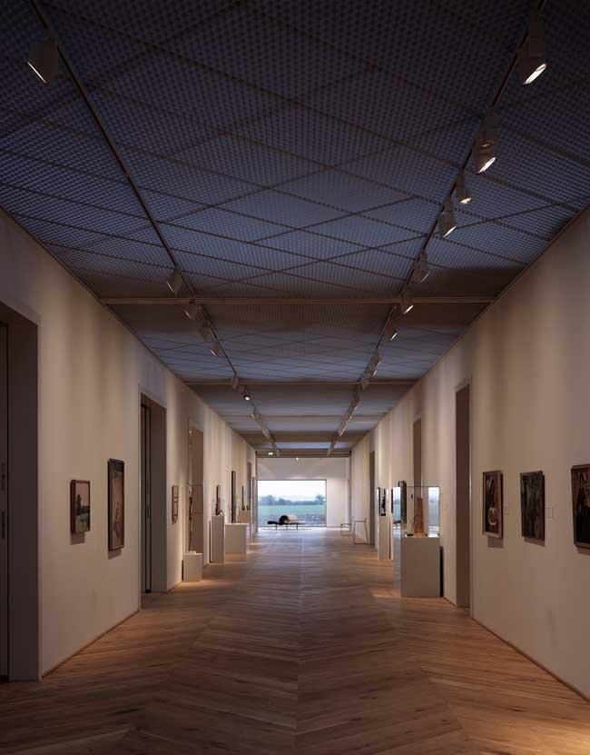 Музей искусств Фульсанг © Helene Binet