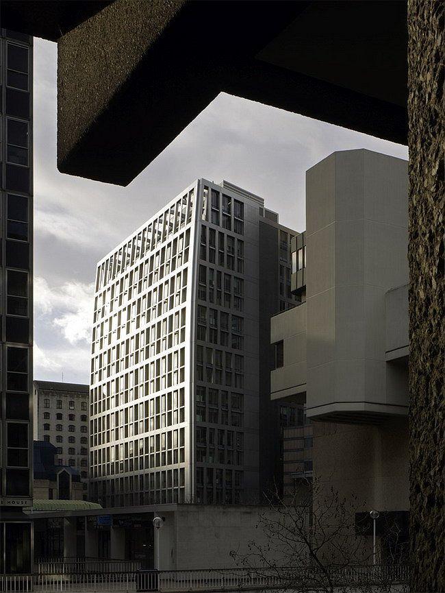 Офисный комплекс на Олдерменбери-Сквер
