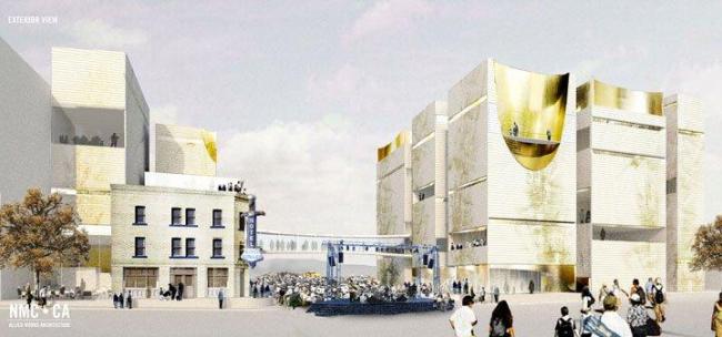 Allied Works Architecture - проект «Необыкновенный инструмент»