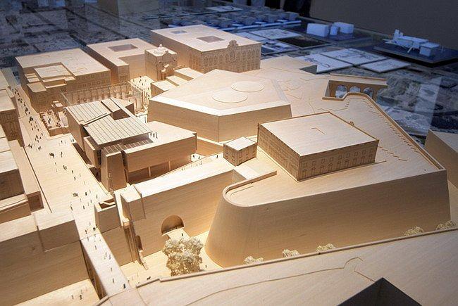 Валлетта – реконструкция исторического центра. Парламент © RPBW