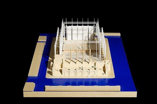 Валлетта – реконструкция исторического центра. Оперный театр © RPBW