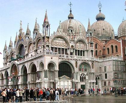 Венеция. Собор Св. Марка