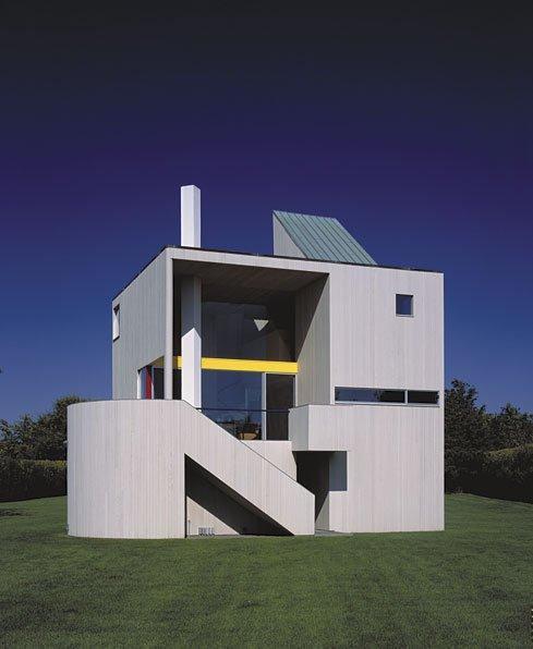 Дом для родителей Ч. Гуотми в Амагансетт, штат-Нью-Йорк. 1967