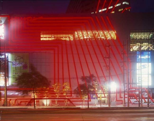 Торговый центр CentralPlaza © Manuelle Gautrand Architecture