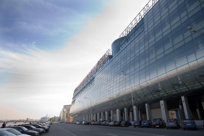 "Business centre ""Linkor"", St.Petersburg"
