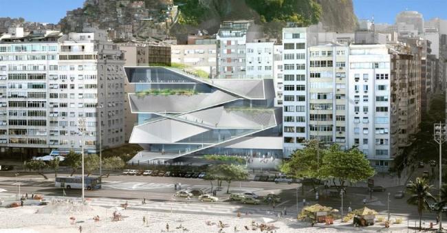 Диллер Скофидио + Ренфро. Музей образа и звука