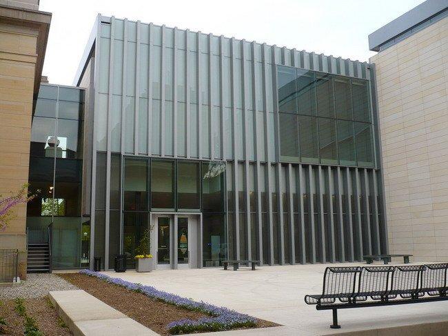 Музей искусств Университета Мичигана © c_nilsen