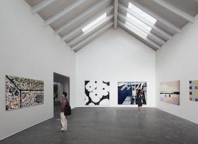 Музей искусств Пэрриша © Herzog & de Meuron