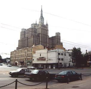 Кинотеатр «Баррикады». Реконструкция