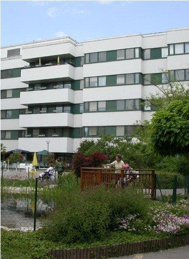 Geriatriezentrum Donaustadt сегодня