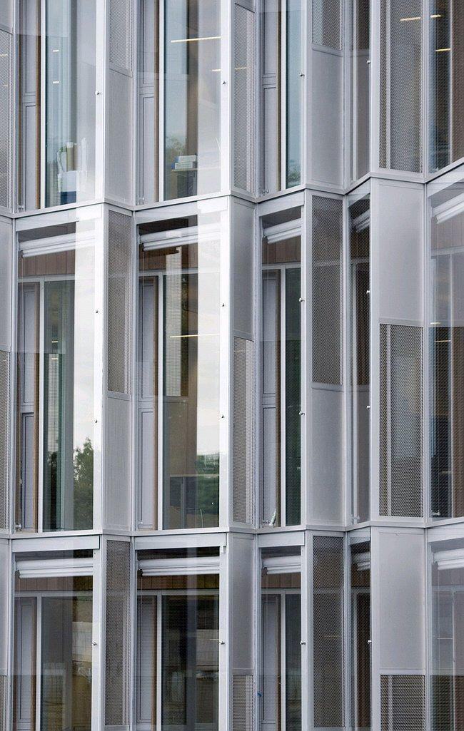 Здание администрации графства Уэстмит. © Verena Hilgenfeld