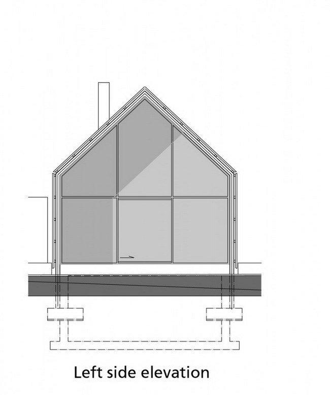 Дом Woning H. Фасад © Buro II & Archi+I