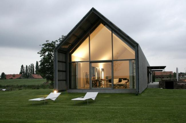 Дом Woning H. © Buro II & Archi+I