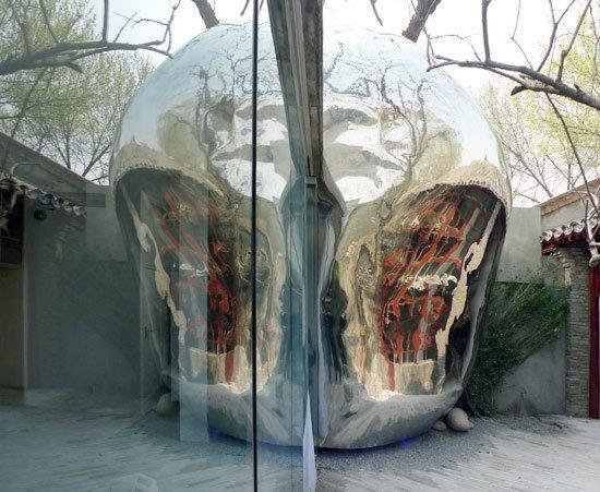 "Объект ""Hutong Bubble 32"". Фото © Fang Zhenning"