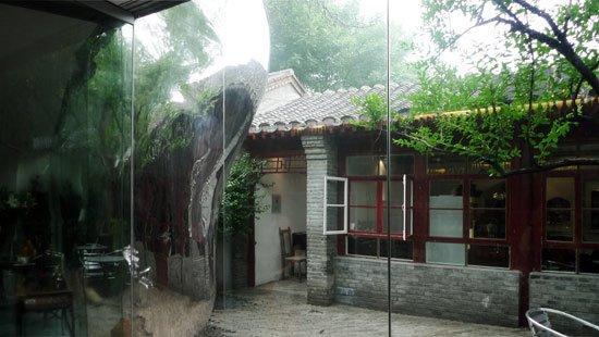 Объект Hutong Bubble 32. Фото © Fang Zhenning