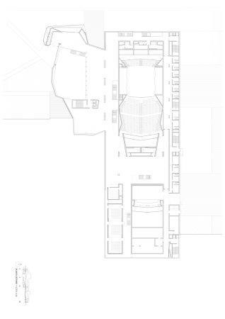 Центр выставок и конгрессов. План 2-го этажа