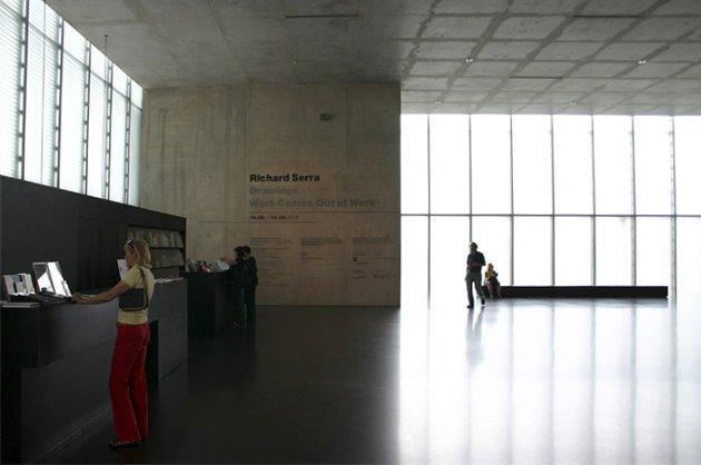 «КУБ», Петер Цумтор, 1997, Брегенц. Первый этаж. Фото: Марина Игнатушко
