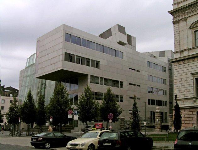 Академия Художеств, 2005, Кооп Химмельб(л)ау, Мюнхен, Германия. Фото: Надежда Щема
