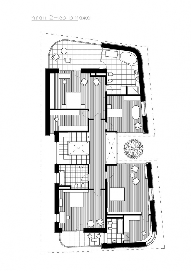 Индивидуальный жилой дом, Ильинское шоссе