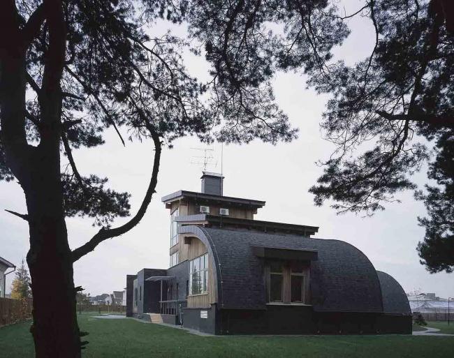Индивидуальный жилой дом в Павлово
