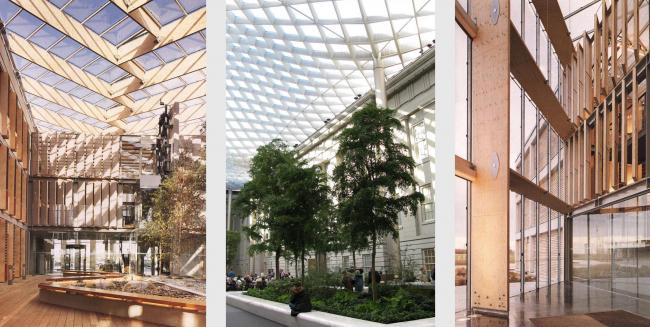 Энергетическая концепция «Зеленый дом». ARUP & SPeeCH. Фрагмент