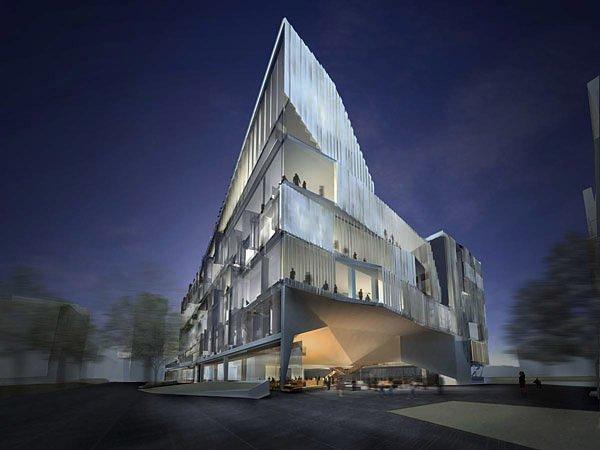 Факультет архитектуры, строительства и планирования Мельбурнского университета