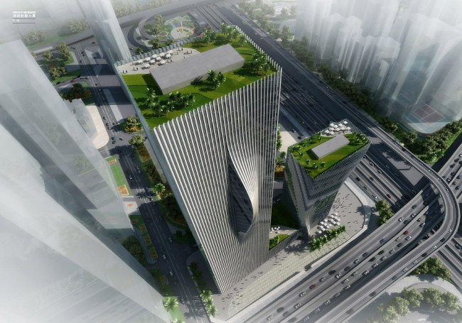 Шеньчженьский международный дом энергии