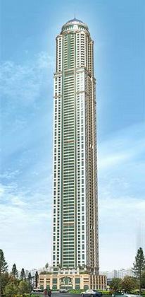 Башня Принцессы, Дубай, ОАЭ
