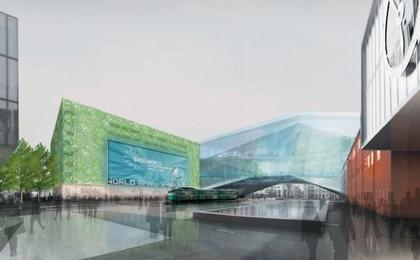 Ярмарочный центр Базель 2012