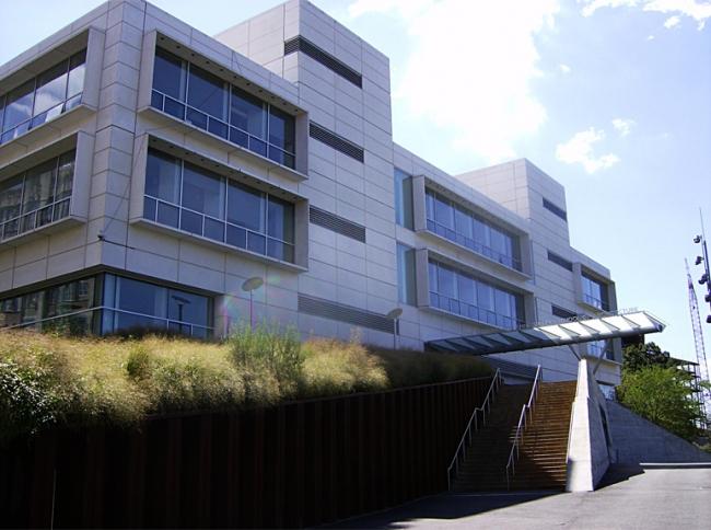Архитектурная школа Городского колледжа Нью-Йорка. Фото: Jules Antonio via flickr.com. Лицензия CC BY-SA 2.0