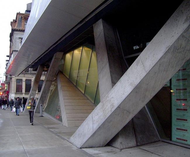 Новый учебный корпус Колледжа Купер-Юнион. Фото: Beyond My Ken via Wikimedia Commons. Лицензия GNU Free Documentation License, Version 1.2