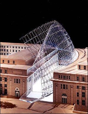Дэвид Чайлдс. Вокзал Мойнихана. Проект 2004 г.