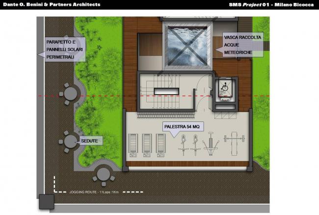 Комплекс социального жилья SMS Social Main Street