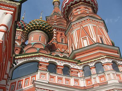 Реставрация собора Покрова на Рву