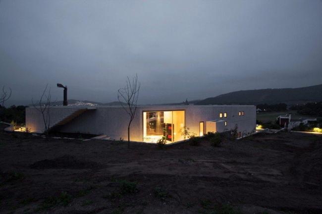 Дом White O. Фото © Nicolas Saieh