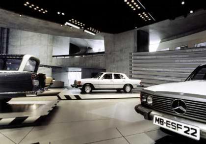 Музей «Мерседес-Бенц»