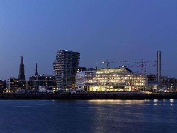 Штаб-квартира компании Unilever © Behnisch Architekten