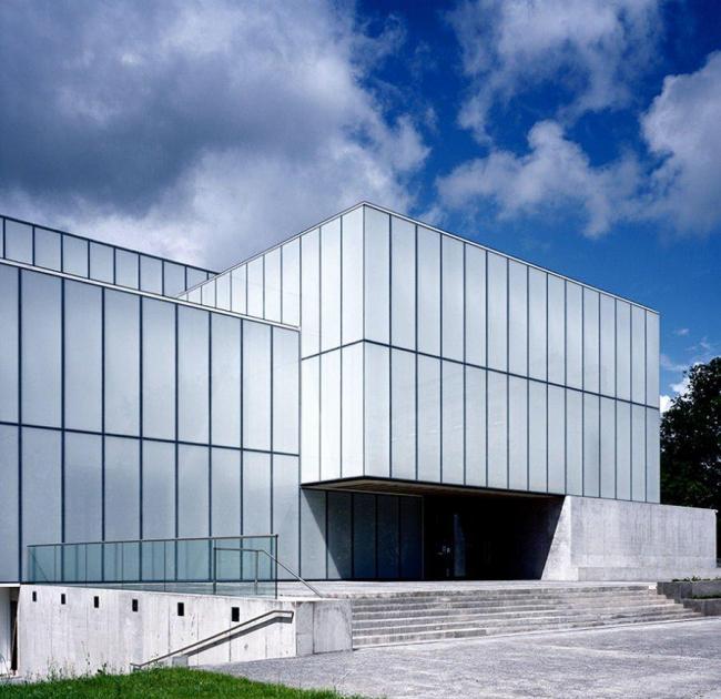 Центр современного искусства VISUAL и Театр Бернарда Шоу. Фото © Hélène Binet
