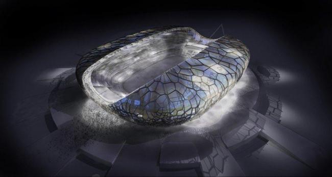 Олимпийский стадион-2014