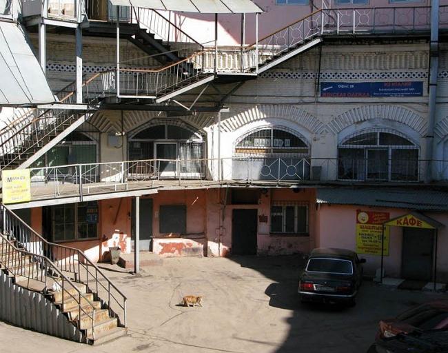 Круговое депо Николаевской (Октябрьской) железной дороги.  Фото «Архнадзор»