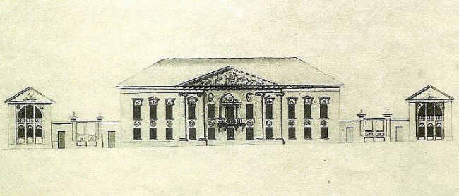 Усадьба графа Л.К. Разумовского. Изображение предоставлено движением «Архнадзор»