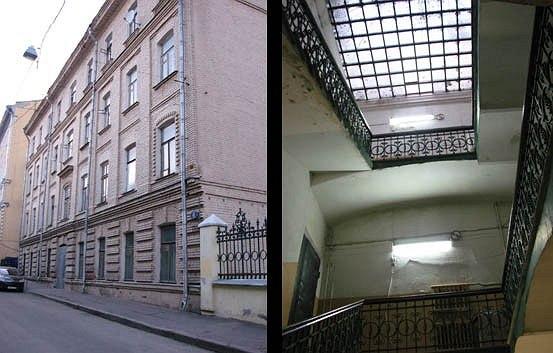 Синодальный дом. Фото «Архнадзор»